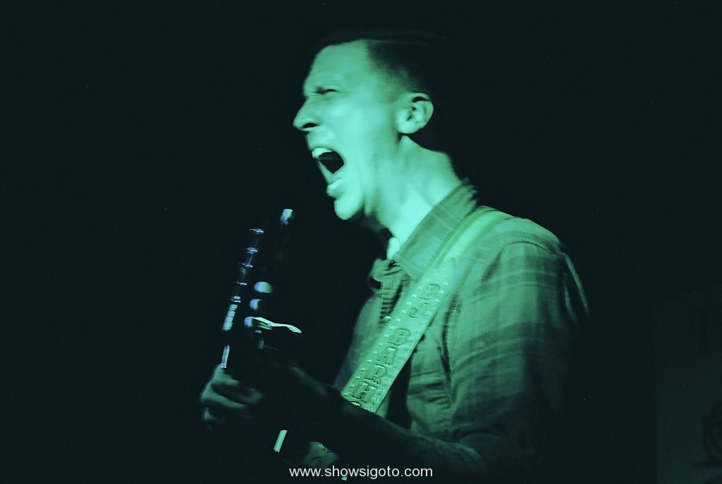 We Re Not The Men We Re Supposed To Be American Aquarium Live Review Will 39 S Pub Orlando