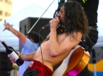 Gogol Bordello | Live Concert Photos | March 8 2015 | Gasparilla Music Fest Tampa