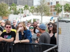 Crowd during The Budos Band | Live Concert Photos | March 7 2015 | Gasparilla Music Fest Tampa