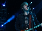 The Gaslight Anthem | Live Concert Photos | March 7 2015 | Gasparilla Music Fest Tampa