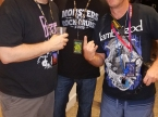 Eddie Trunk and Jim Florentinec  — Monsters Of Rock Cruise 2020