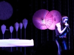 Purity Ring | Live Concert Photos | September 10, 2015 | The Ritz | Tampa, FL