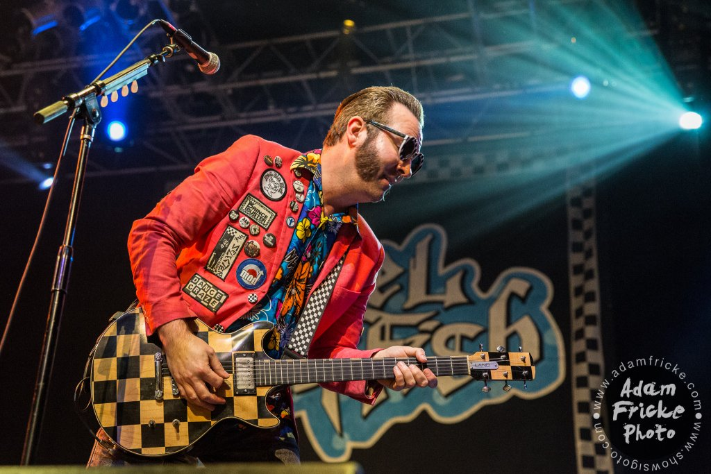 reel big fish tour