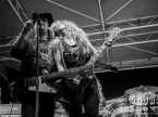 Nashville Pussy | Southern Fried Sunday | January 17, 2016 | Will's Pub Orlando | Live Concert Photos