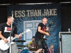 Less Than Jake | Warped Tour 2014 | Live Photos | Orlando