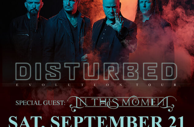 Disturbed Amalie Arena Florida Tour 2019 Tampa