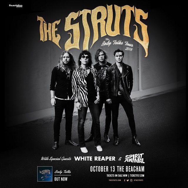 The Struts Orlando 2018