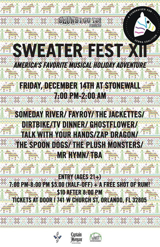 sweater fest 2018