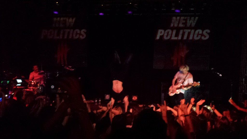 New Politics Live Photo Orlando FL