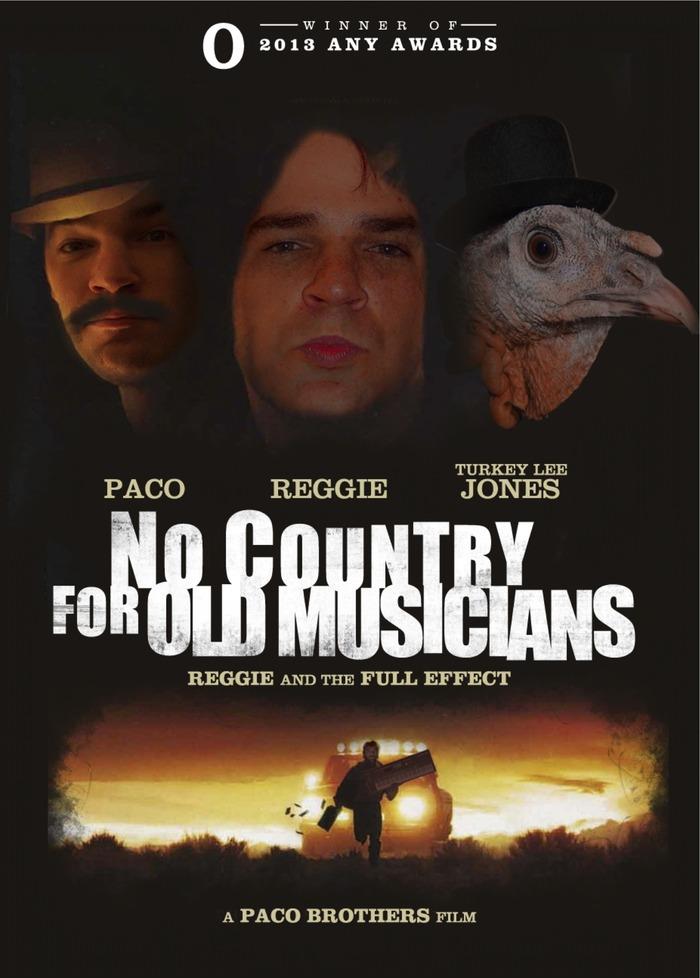 Reggie No Country Original Cover Art