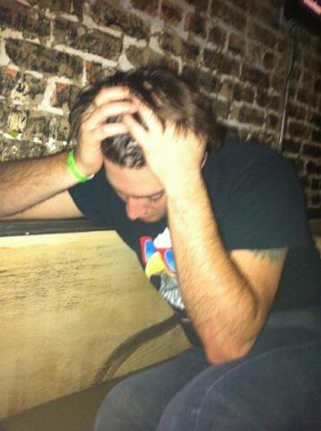 Mitchel Drunk Lucero Show Orlando