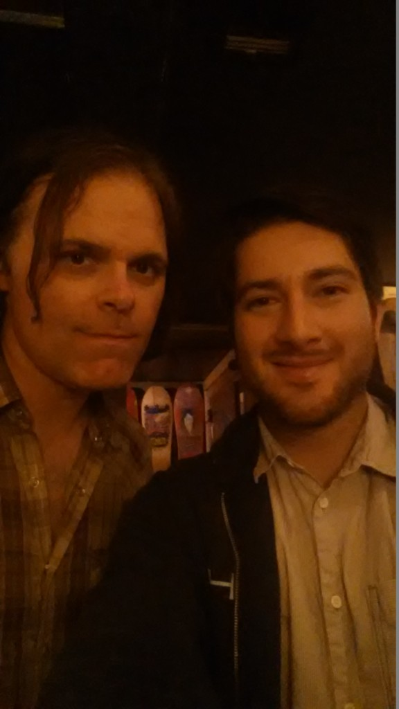 Scott Lucas Interview   Mar 5 2014   Shameless Selfie   Click to Enlarge