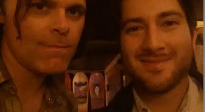 Scott Lucas Interview   Shameless Selfie