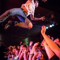 ice nine kills live concert photo stage dive