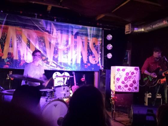Bad Veins | Live Photo 2014