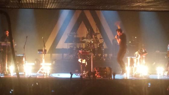 Bastille Live Concert Photo 2014 Orlando