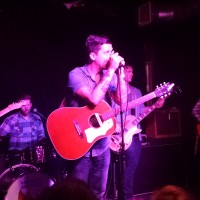American Aquarium Live Photo