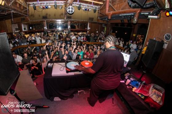 Questlove   Live Concert Photo   The Social Orlando   June 17 2014
