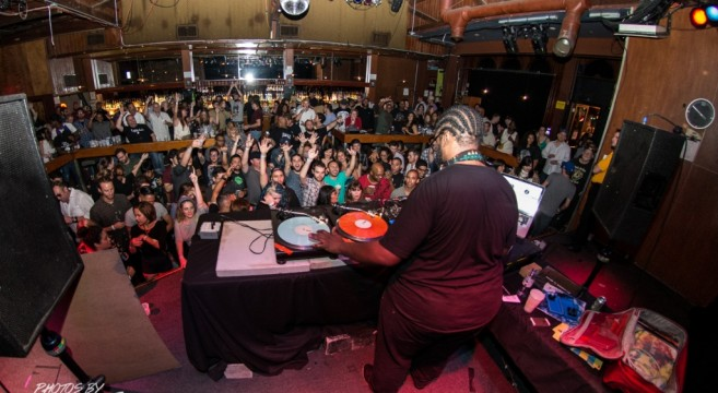 Questlove | Live Concert Photo | The Social Orlando
