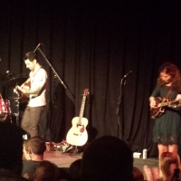 Twin Forks featuring Chris Carrabba Live Photo 2014 Orlando The Social