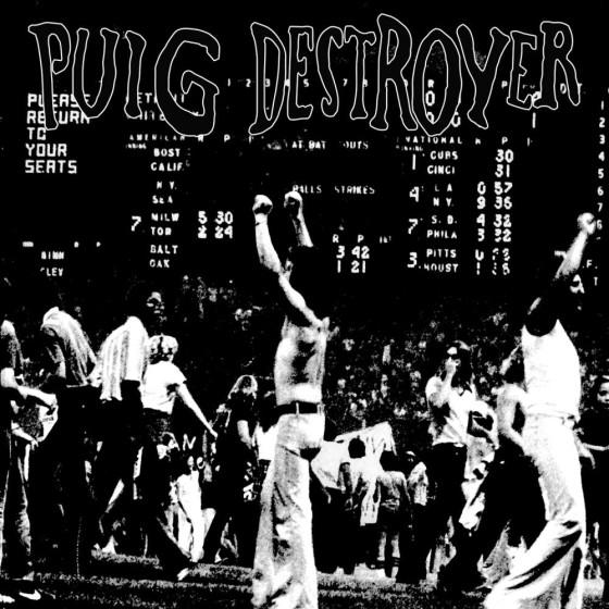 Puig Destroyer Album Review 2014