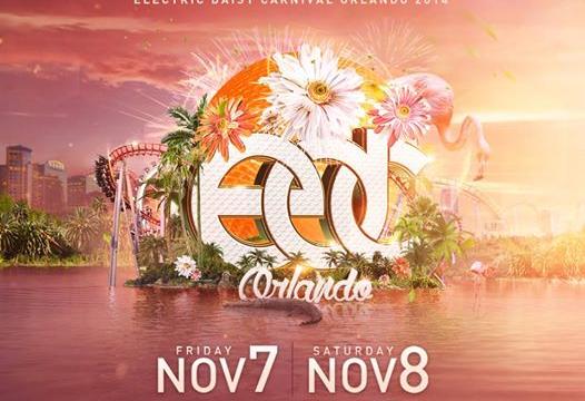 Guide to EDC Orlando 2014 + Official Lineup for Electric Daisy Carnival  Orlando 2014