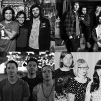 topshelf records tour 2014 bw