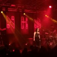 BANKS A Fallen Angel | Live Review | The Beacham | September 20 2014