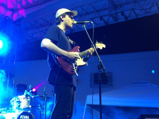 III Points Festival Review | Mac DeMarco holding down a solo set at III Points