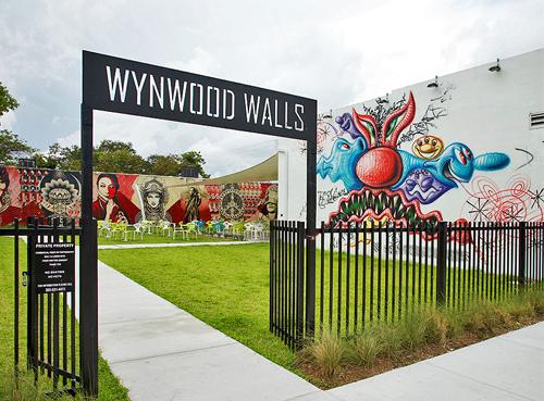wynwood walls | iii points music festival maimi 2014