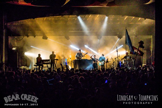 Bear Creek Music Festival Live Photo