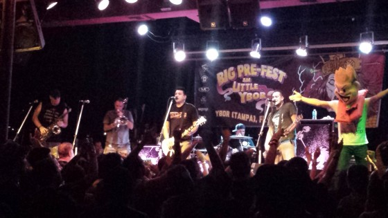 Less Than Jake Live Review
