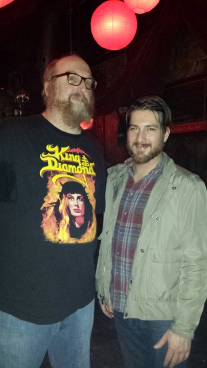Brian Posehn Live Review & Mitch
