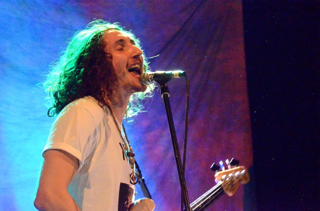 Vacationer Live Review NYC