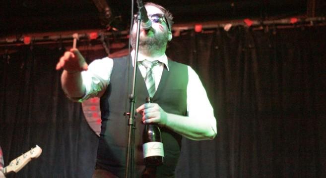 Richard Sherfey Live Review | Photo by: Ame Lynn Dunn
