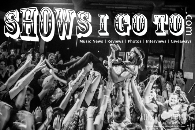 Shows I Go To Facebook Cover Photo Logo