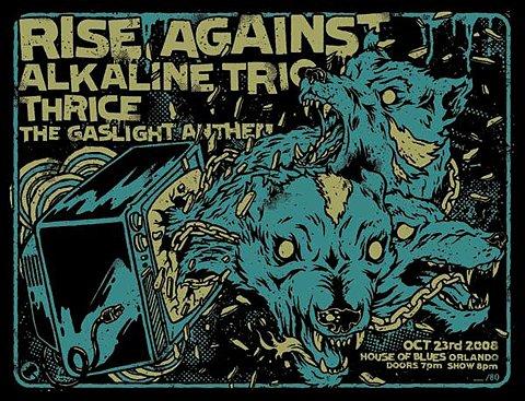 Gaslight Anthem Live Review