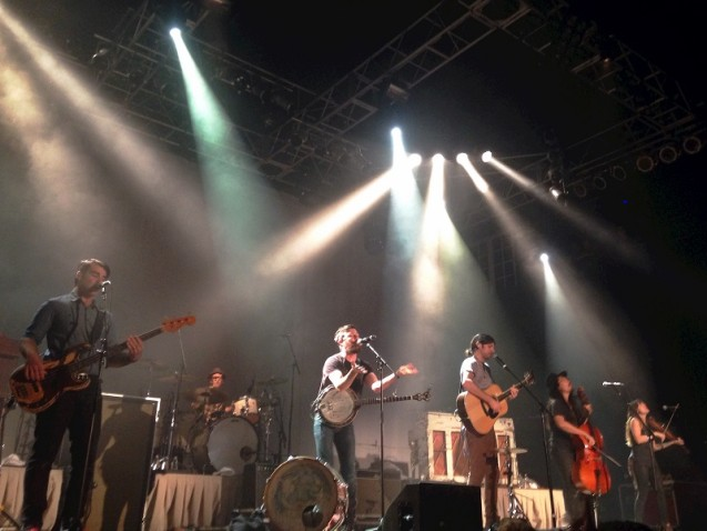 Avett Brothers Live Review