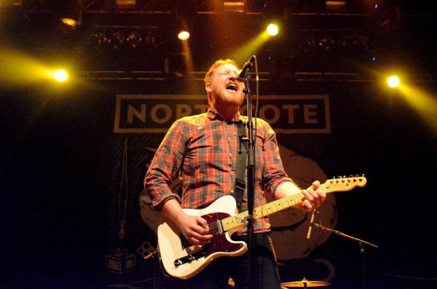 Gaslight Anthem Live Review - Northcote