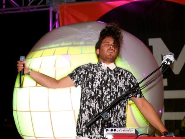 Gasparilla music festival live review - dale earnhardt jr jr