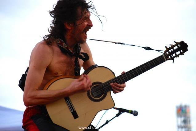 Gasparilla music festival live review - gogol bordello