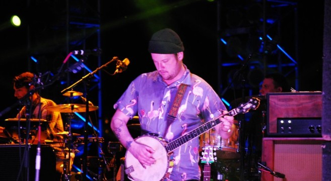 Gasparilla music festival live review - modest mouse 1