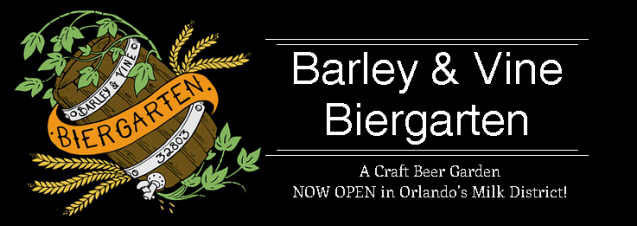 Barley & Vine Biergarten | Best Craft Beer Bar Orlando