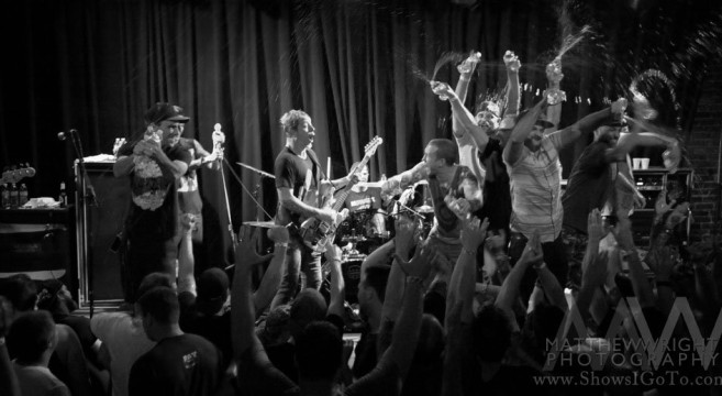 strung out live review
