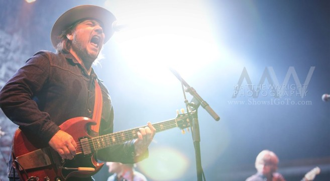wilco live review and concert photos