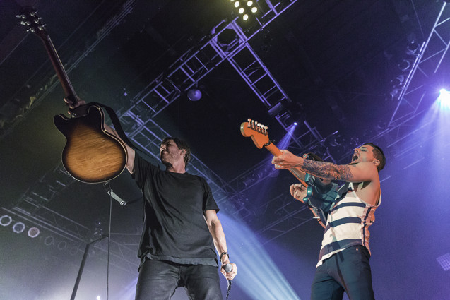 dashboard confessional third eye blind live review