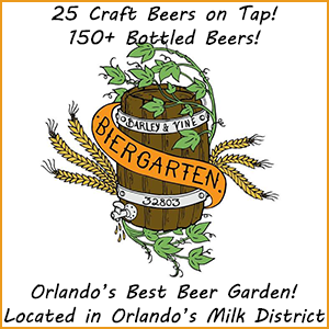 Orlando's Best Craft Beer Bar! | Barley and Vine Orlando