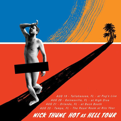 Nick Thune Ticket Giveaway