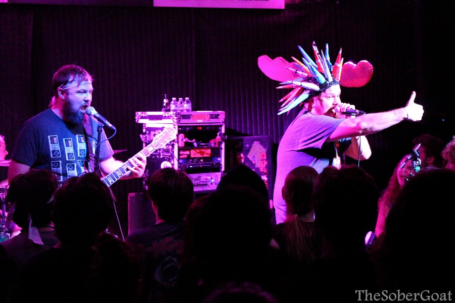 Psychostick LIVE REVIEW, Concert PHOTOS, & VIDEO | West End Trading Co ,  Sanford | Saturday, August 1, 2015 | Shows I Go To