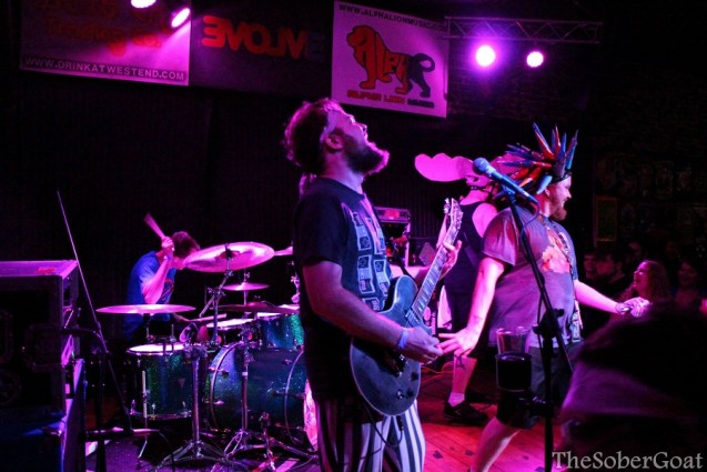 Psychostick Live Review